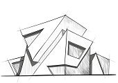Architecture,Sketch,Drawing - Art Product,Built Structure,House,Modern,Construction Industry,Urban Scene,City,Blueprint,Pencil Drawing,Design,Building Exterior,Drawing - Activity,Ilustration,Ideas,White,Black Color,Urban Skyline,Organization,Roof,Inspiration,Business,Concepts,Computer Graphic,Window,Office Building,Residential District,Outdoors,Painted Image,Lifestyles,Glass - Material,Activity,Residential Structure,Paintings,Horizon,Industry,Light - Natural Phenomenon,Pattern,Style,Architecture And Buildings,District,Shape,Design Element,Town,Illustrations And Vector Art,Painting,Image