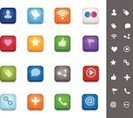 Social Gathering,Symbol,The Media,Information Medium,Computer Icon,Icon Set,Interface Icons,Computer Network,Sharing,Plus Sign,Link,rss,Add,Discussion,Telephone,Video,Heart Shape,Ribbon,Arrow Symbol,E-Mail,Set,Speech,Flag,Balloon,Microphone,Bookmark,Bird,Connection,Human Hand,Thumbs Up,Illustrations And Vector Art,Vector Icons,Star Shape