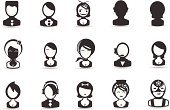 Symbol,user,People,Computer Icon,Icon Set,Avatar,Characters,Female,Silhouette,Occupation,One Person,Hipster,Male,Business,Simplicity,Funky,Black Color,Adult,Manual Worker,Multi-Ethnic Group,Stereotypical Housewife,Cool,White Collar Worker,Variation,Customer Service Representative,Teamwork,Ethnicity,Global Communications,African Descent,Wrestling,Air Stewardess,Communication,Asian Ethnicity,Vector,Ilustration,Businesswoman,Interface Icons,Blond Hair,Caucasian Ethnicity,Black And White,Telephone Worker,Brunet,Vector Icons,Illustrations And Vector Art,Businessman,People