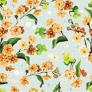 Seamless,Pattern,Textile,Flower,Vector,Vector Backgrounds,Vector Florals,Nature Backgrounds,Wallpaper Pattern,Textured Effect,Abstract,Decoration,Illustrations And Vector Art,Nature