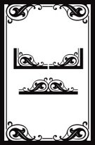 Art Deco,Frame,Wild West,Art Nouveau,Pattern,Old-fashioned,Banner,Black Border,Retro Revival,Backgrounds,Design Element,Sign,Vector,Vine,Ornate,Gothic Style,Design,Victorian Style,Poster,Label,Symbol,Decoration,Computer Graphic,Scroll Shape,Placard,Leaf,Scroll,Vector Ornaments,Vector Backgrounds,Illustrations And Vector Art,Swirl