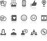 Symbol,Computer Icon,Smiling,Icon Set,People,Social Gathering,Social Issues,user,Cheerful,Happiness,Communication,Photograph,Mobile Phone,Video,Sadness,Internet,Photography,Community,Information Medium,Telephone,Simplicity,Sharing,Birthday,Sign,Women,Straight Pin,Set,Talking,Compass,Discussion,Thumbs Up,Heart Shape,Group Of People,Men,Talk,Group of Objects,Cake,Vector,Speech,Text Messaging,Global Communications,Smart Phone,Computer Graphic,Playing,Camera Film,Ring Binder,Social Networking,Speech Bubble,Ilustration,Reflection