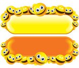 Smiley Face,Smiling,Human Face,Emoticon,Backgrounds,Banner,Sign,Comedian,Laughing,Yellow,Fun,Cartoon,Poster,Message,Internet,Ilustration,Humor,Business,Text Message,Positive Emotion,Vector,Art Title,Copy Space,Anthropomorphic