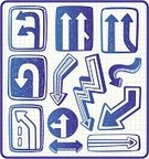 Doodle,Drawing - Activity,Symbol,Drawing - Art Product,Arrow Symbol,Hand-drawn,Incomplete,Shape,Road Sign,Three-dimensional Shape,Sign,Twisted,Direction,Collection,Silhouette,Diagonal,Workbook,Sketch,Blue,Moving Down,Design Element,Squiggle,directs,Group of Objects,Backgrounds,Computer Graphic,Vector,Swirl,Transportation,Contour Drawing,Illustrations And Vector Art,Isolated,Pencil Drawing,Paper,Art,Business,Vertical,Outline,Moving Up,Ilustration,Design,Curve,Business,Business Symbols/Metaphors,Set,right,Geometric Shape,Vector Icons