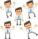 Men,Symbol,Business,Businessman,People,Fun,Humor,Dancing,Manager,Caricature,Cheerful,Simplicity,Party - Social Event,Tie,Creativity,Intelligence,Celebration,Vector,Manga Style,Success,Ilustration,Confidence,Computer Graphic,Positive Emotion,Event,Caucasian Ethnicity,Concepts And Ideas,Cute,Business,Character Traits,Illustrations And Vector Art,Business People,Vector Cartoons