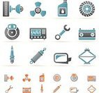 Engine,Car,Symbol,Computer Icon,Transportation,Brake,spares,Part Of,Order,Electrical Equipment,Service,Technology,Oil,Shock,Sponge,Wheel,Internet,Wrench,Climate,Glass - Material,Battery,Vector,Adjustable Wrench,Set,Interface Icons,Spanner,sparking,Illustrations And Vector Art,Electric Plug,Vector Icons,Objects/Equipment,Transportation