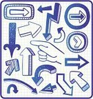 Human Hand,Drawing - Activity,Arrow Symbol,Symbol,Push Button,Direction,Incomplete,Computer Graphic,Vector,Sketch,Moving Up,Sign,Scribble,Silhouette,Three-dimensional Shape,Set,Doodle,Business,Moving Down,Curve,Backgrounds,Blue,Diagonal,Design Element,Design,Ilustration,Vertical,Group of Objects,Outline,Shape,Business Concepts,Geometric Shape,Illustrations And Vector Art,Business Symbols/Metaphors,Pencil Drawing,Art,Paper,Vector Icons,Workbook,directs,Around,Hand-drawn,Drawing - Art Product,Contour Drawing,Collection,Squiggle,right,Swirl,Isolated,Business