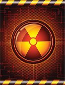 Hydrogen Bomb,Radioactive Warning Symbol,Danger,Radiation,Symbol,Push Button,Safety,Sign,Power Station,Warning Sign,Vector,Energy,Warning Symbol,Computer Chip,Yellow,Computer Graphic,Medicine And Science,Bright,Hazardous Area Sign,Illustrations And Vector Art,Conceptual Symbol,Science Backgrounds,Shiny,Black Color,Ilustration,Electronics,Disaster,Technology,Color Image,Design,Image