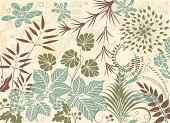 Pattern,Leaf,Tropical Climate,Flower,Retro Revival,Tropical Rainforest,Old-fashioned,1940-1980 Retro-Styled Imagery,Botany,Floral Pattern,Silhouette,Plant,Woodland,Abstract,Backgrounds,Design Element,Outline,Vector,Green Color,Computer Graphic,Forest,Art,Nature,Architectural Revivalism,Paintings,Branch,Summer,Image,Painted Image,Curve,Ilustration,Backdrop,Nature Backgrounds,Flowers,Ornate,Style,Color Image,Nature,Plants