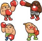 Boxing,Gym,Fighting,Cartoon,Sport,Cute,Combat Sport,Exercising,Manga Style,Symbol,Little Boys,Athlete,Health Club,Hitting,Sports Glove,Characters,Doodle,Ilustration,Collection,Humor,Single Object,People,Vector Icons,Men,Group Of People,Sports Team,Set,Illustrations And Vector Art,Style,Muay,Art,Design,Drawing - Activity,Teamwork,Competitive Sport,Vector,Winning,Aggression,People,Match,Speed,Knocking,Clip Art,Isolated,Team,Leisure Games,Playing,Vector Cartoons