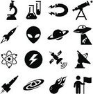 Rocket,Symbol,Space,Astronomy Telescope,Alien,Icon Set,Science,Vector,Star - Space,Galaxy,Saturn,Atom,Magnet,Lightning,Spaceship,Astronaut,Satellite,Star Shape,Bolt,Comet,Microscope,Beaker,Astronomy,Planet - Space,People,Meteor,Satellite Dish,Potion,Design,Flag,Meteorite,Interface Icons,Chemistry,Ilustration,Clip Art,Kidnapping,Series,Clipping Path,Image,Part Of,Alien Abduction