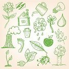 Environment,House,Symbol,Sketch,Computer Icon,Recycling,Nature,Human Foot,Doodle,Energy,Drawing - Art Product,Green Color,Plant,Vector,Flower,Water,Light Bulb,Electric Plug,Leaf,Animal,Environmental Conservation,Planet - Space,Insect,Pipe - Tube,Smoke - Physical Structure,Hand-drawn,Ilustration,Design Element,No People,Recycling Bin,Illustrations And Vector Art,Set,Nature,Nature Backgrounds,Vector Cartoons