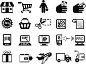 Symbol,Store,Computer Icon,Shopping,Icon Set,Shopping Cart,Paying,E-commerce,Mobile Phone,Car,Buying,Computer,Human Hand,Retail,Delivering,Basket,Currency,Business,Truck,Bar Code,Freight Transportation,Consumerism,Sale,New,Credit Card,Information Medium,Finance,Gift,Shipping,Black And White,Automatic,Technology,Cargo Airplane,Communication,Desktop PC,Airplane,Scissors,Laptop,Interface Icons,Modern,Window Shopping,Home Shopping,Ilustration,Shopaholic,Wireless Technology,Arrow Symbol,Isolated On White,White Background