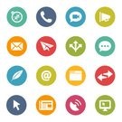 Symbol,Computer Icon,Telephone,Icon Set,Newspaper,Video,E-Mail,The Media,Internet,Circle,Feather,Envelope,Home Video Camera,Megaphone,Discussion,Paper,Arrow Symbol,Computer,Vector,Pen,Talking,Cursor,Quill Pen,browser,Airplane,Speech Bubble,Flat,Green Color,Computer Monitor,Gray,Colors,Blue,Red,Satellite Dish,Pointer Stick,Crockery,Ilustration,Yellow,Compasss