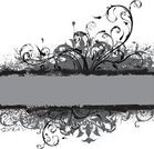 Swirl,Dirty,Frame,Backgrounds,Scroll Shape,Black Color,Banner,Ornate,Grunge,White,Gray,Single Line,Black And White,Vector,Horizontal,Design Element,Decoration,Textured,Textured Effect,Damaged,Stained,Weathered,No People,Vector Ornaments,Illustrations And Vector Art,Isolated On White,Vector Backgrounds