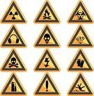 Safety,Danger,Symbol,Warning Sign,Warning Symbol,Fire - Natural Phenomenon,Sign,Biohazard Symbol,Poisonous Organism,Falling,Electricity,Nuclear Power Station,Hydrogen Bomb,Sound,Protection,Human Skull,Gas,Vector,Protective Mask - Workwear,Face Guard - Sport,Bomb,Dynamite,Group of Objects,Power Line,Headphones,Die,Boom,Exclamation Point,High Voltage Sign,Bang,Death,Set,Watching,Bangs,Health Care,Illustrations And Vector Art,Vector Icons,Industry,Grove
