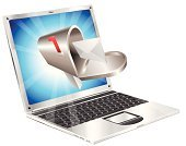Computer,E-Mail,Laptop,Mailbox,Envelope,Flying,Mailbox,Box - Container,Symbol,Application Software,Computer Icon,Moving Toward,Mail,Internet,Letter,PC,Mail Slot,Funky,Ideas,Send,Sending,Message,Energy,Inbox,Ilustration,Vector,Receiving,Computer Monitor,Wooden Post,Technology,Concepts,Tilt,Diagonal,Diminishing Perspective,High Angle View,Metal,Elegance,Illustrations And Vector Art,Open,Vector Icons,Computers