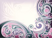 Backgrounds,Abstract,Swirl,Flowing,Scroll Shape,Illustrations And Vector Art,Design,Vector Backgrounds,Ilustration,Vector,Computer Graphic,Curve