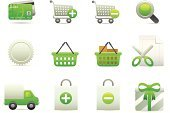 Shopping,Chart,Icon Set,Removing,Bag,Shopping Basket,Shipping,Sale,Credit Card,Consumerism,Communication,Vector Icons,Illustrations And Vector Art,Concepts And Ideas,Searching,Retail,Gift