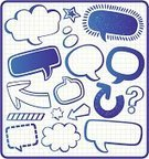 Bubble,Talking,Cartoon,Cloud - Sky,Talk,Discussion,Speech,Symbol,Arrow Symbol,Doodle,Thinking,Icon Set,Scribble,Communication,Sketch,Computer Graphic,Design Element,Design,Sign,Drawing - Art Product,Group of Objects,Incomplete,Vector,Outline,Pencil Drawing,Silhouette,Ilustration,Shape,Geometric Shape,Direction,Curve,Collection,Business,Workbook,Concepts And Ideas,Communication,Business Symbols/Metaphors,Vertical,Set,Business,Business Concepts,Isolated,Hand-drawn,Squiggle,Contour Drawing