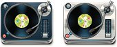 Club Dj,Turntable,Radio Dj,Record,Playing,Music,Symbol,Equipment,Computer Icon,tonearm,Plastic,Gramophone,Disk,Disco,Push Button,Vector,Retro Revival,Old,Electrical Equipment,Stereo,Old-fashioned,Recording Studio,Listening,Scratching,Sound,1940-1980 Retro-Styled Imagery,Technology,Audio Equipment,Electronics Industry,Clock Hand,Techno,Nightclub,Monochrome,Silver - Metal,Design Element,Nightlife,Vinyl Disk,Xxl Icon,high-grade,Spinning,Silver Colored,Isolated,Ilustration,Single Object,Disco Dancing,Metal,Entertainment,Play