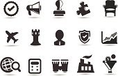 Symbol,Business,Computer Icon,Icon Set,Conversion,Organization,Rubber Stamp,Industry,Data,Order,Seal - Stamp,Shield,Chess,Shielding,Strategy,Currency,Binoculars,Globe - Man Made Object,Separating Funnel,Chess Rook,Check Mark,Chart,Change,Office Interior,Smoke Stack,Factory,Calculator,Megaphone,Growth,Business Person,Certificate,Puzzle,Graph,Chair,Magnifying Glass,Jigsaw Puzzle,Global Business,Global Communications,Business Symbols/Metaphors,Business,Currency Symbol,Illustrations And Vector Art