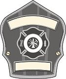 Firefighter,Badge,Fire - Natural Phenomenon,Cross Shape,Ladder,Hook,Work Helmet,Fire Hydrant,Axe,Objects/Equipment,Illustrations And Vector Art,Ilustration,Leather