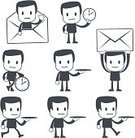 Symbol,Envelope,People,Humor,Doodle,Cheerful,E-Mail,Internet,Men,Cute,Business,Success,Businessman,Joy,Vector Backgrounds,Single Object,Business People,Mail,Caucasian Ethnicity,Sign,Vector,Illustrations And Vector Art,People,Ilustration,Standing,Fun,Computer Graphic,Positive Emotion,Business