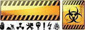 Danger,Safety,Warning Sign,Construction Industry,Sign,Warning Symbol,Construction Site,Symbol,Nuclear Power Station,Biohazard Symbol,Electricity,Label,Push Button,Dirty,Button,Backgrounds,Interface Icons,Road Warning Sign,Radiation,Toxic Substance,Rusty,Road Sign,Explosive,Fire - Natural Phenomenon,Radioactive Warning Symbol,Manual Worker,Textured Effect,Laser,Gas,Human Hand,Stop,Textured,High Voltage Sign,Stop Sign,Gas Mask,Silhouette,Medical Laser,Set,Exclamation Point,Yellow,Hammer,Chemistry,Burning,Stop Gesture,Messy,Wrench,Acid,Flame,Grunge,Religious Icon,Directional Sign
