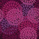 Flower,Abstract,Purple,Pattern,Dandelion,Seamless,Print,Backgrounds,Textured Effect,Design,Canvas,Painted Image,Vector,Ornate,Wallpaper Pattern,Backdrop,Vector Florals,Vector Backgrounds,Decoration,Decor,Illustrations And Vector Art