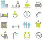 Symbol,Bed,Hotel Reception,Hotel,Gym,Icon Set,Wheelchair,Exercising,Domestic Bathroom,Bellhop,Built Structure,Travel,Taxi,Coathanger,Clock,Alarm Clock,Safe,Room Service,Health Club,Clothing,Bell,No Smoking Sign,Illustrations And Vector Art,Coffee - Drink,Isolated Objects,Arts And Entertainment,Vacations