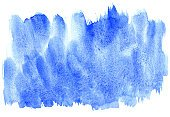 Watercolor Painting,Background Abstracts,Arts And Entertainment,Arts Backgrounds,Arts Abstract,Paper,Blue,Colored Background,Textured,Abstract,Backgrounds
