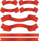 Award Ribbon,Ribbon,Banner,Placard,Vector,Badge,Insignia,Award,Success,Scroll Shape,Red,Elegance,Label,Satin,Symbol,Simplicity,Metallic,Computer Icon,Achievement,Classic,Information Medium,First Place,Design Element,Design,Sign,Set,Color Gradient,Foil,Blank,Copy Space,Second Place,Decoration,Shiny
