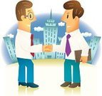 Vector,People,Business,Handshake,Trust,Sales Occupation,Cartoon,Computer,Built Structure,Businessman,Two People,Men,Occupation,Greeting,Business Person,PC,Characters,Communication,Standing,Cooperation,Young Adult,Skyscraper,Finance,Tie,Cloud - Sky,Ilustration,Business,Eyeglasses,Town,City,Smiling,Business People,Confidence,Success,Positive Emotion,Office Buildings,Illustrations And Vector Art,Sky,Vector Cartoons,Global Communications,Architecture And Buildings,White Collar Worker,Cheerful,Adult