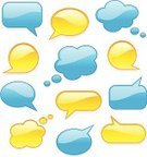 Bubble,Text,Discussion,Talk,Balloon,Speech Bubble,Symbol,Interface Icons,Speech,Blog,Computer Icon,Communication,Icon Set,Thinking,Internet,Glass - Material,Shiny,Circle,Light Bulb,Community,Yellow,Vector,Ideas,Label,Web Page,Blue,Blank,Turquoise,www,Green Color,Ilustration,Glowing,declare,Bright,announce,Technology,correspond,Gray,Communications Technology,Vector Icons,Empty,Isolated Objects,Illustrations And Vector Art