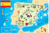 Map,Spain,Cartography,Cartoon,Mountain,France,Canary Islands,Europe,Beach,Ibiza Town,Madrid,Ibiza Island,Barcelona,Seville,Flamenco Dancing,Sagrada Familia,Travel,Bullfighter,Malaga,Forest,Olive,Sea,Pablo Picasso,Bullfight,Valencia,Windmill,Salamanca,Desert,Mediterranean Sea,Morocco,Cute,Beach Umbrella,Hot Air Balloon,Arranging,Portugal,Cathedral,Cordoba,Sailing Ship,Sailing,Passenger Ship,Olive Tree,Nature,Olive Oil,Shipping,Beaches,Basilica,Balearic Islands,Algeria,Travel Locations,Andorra,Illustrations And Vector Art,Air Travel,Summer,Vector Cartoons,Travel Destinations,Cordoba Mosque,Bay Of Biscay,Tourism,Straits Of Gibraltar