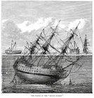 Sailing Ship,Military Ship,Nautical Vessel,Sinking,Sea,Shipwreck,19th Century Style,Ilustration,Underwater Diving,Old,Old-fashioned,Image Created 19th Century,Engraved Image,Obsolete,Water,Underwater,Wreck,Crash,Hull,Victorian Style,Ocean Floor,England,Tall Ship,Navy,Royal Navy,Portsmouth - England,Deep-Sea Diving,Antique,Disaster,British Military,Diving Suit,Mode of Transport,Diving Equipment,UK,Warship,Military,Equipment,Southeast England,History,Styles,Vessel Part,Historical Ship,Rigging,Mast,Setting,Europe,Non-Urban Scene,Transportation,Travel Locations,Concepts And Ideas,The Past