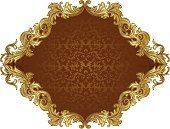 Frame,Baroque Style,Gold Colored,Victorian Architecture,Victorian Style,Vector,Floral Pattern,Backgrounds,Bronze,Ornate,Banner,Vignette,Imitation,Classical Style,Elegance,Wealth,Shiny,Vector Backgrounds,flourishes,Rococo Style,Angle,Symbol,Blue,Illustrations And Vector Art,Vector Ornaments,Painted Image,Antique,Abstract,Obsolete,Curled Up