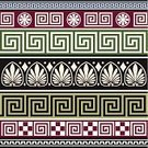 Greek Culture,Greece,Pattern,Knick Knack,Frame,Classical Greek,Geometric Shape,Computer Graphic,Sparse,Old,In A Row,Curve,Seamless,Decoration,Retro Revival,Design,Symbol,Neo-Classical,Decor,Ancient,Banner,Vector,Repetition,Classic,Ilustration,Outline,Macro,Antique,Illustrations And Vector Art,Arts And Entertainment,Arts Symbols,Vector Ornaments