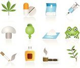 Cocaine,Pipe,Narcotic,Symbol,Frog,Marijuana,Computer Icon,Ecstasy Pill,Sign,Addiction,amphetamine,Medicine,Opium,Vector,Dependency,Cigarette,Animal,Crack Pipe,opiates,Weed,Pill,Interface Icons,Capsule,Syringe,Mushroom,Illustrations And Vector Art,Criminal,Painkiller,Crime,Dose,Medicine And Science,Hard Liquor,Isolated Objects,Set,Heroin,Anti-Depressant,Flower,Industry,Business,Internet Icon,Vector Icons
