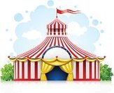 Circus,Circus Tent,Tent,Carnival,Entertainment Tent,House,Marquee Tent,Stadium,Awning,Sky,Vector,Flag,Striped,Building Exterior,Entrance,Entrance,Walking,Roof,Red,Pattern,Built Structure,Ilustration,Art,Ribbon,Plan,White,Drawing - Activity,Blue,Fun,Isolated,Mobility,Leisure Activity,Recreational Pursuit,Cloud - Sky,Single Object,Shed,Design,Backgrounds,Cloudscape,Visual Art,Illustrations And Vector Art,Arts And Entertainment,Holiday,Entertainment,Weather Shelter,Isolated Objects,housetop,Textile,Architecture