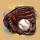 Baseball - Sport,Baseballs,Grunge,Art,Creativity,Sketch,Ball,Sports Glove,Vector,Painted Image,Ilustration,Brush Stroke,Illustrations And Vector Art,Team Sports,Sphere,Sports And Fitness,hand drawn,Vector Backgrounds,Drawing - Art Product,Sports Team,Painterly Effect,Leather