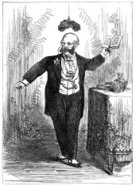 Old-fashioned,Men,Ilustration,Catwalk - Stage,Monocle,Reading,Actor,Antique,Drawing - Art Product,Theatrical Performance,Engraved Image,Old,Waistcoat,Prop,Performance,Surprise,Mustache,Picking Up,Senior Adult,Print,Period Costume,Cultures,Wig,Fishing Hook,Hook,Book,Social History,Vertical,Mature Adult,Performing Arts Event,Embarrassment,Fun,Teasing,Image Created 1880-1889,The Past,19th Century Style,Watch Chain,Adult,Suit,Ephemera,Samuel Griswold Goodrich,Peter Parley,Monochrome,Discovery,Humor,Historical Clothing,Acting,Caught With Your Pants Down,Activity,Facial Hair,Black And White,Balding,Completely Bald,Image Created 19th Century,History