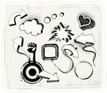 Drawing - Activity,Human Hand,Arrow Symbol,Drawing - Art Product,Symbol,Human Heart,Doodle,Cloud - Sky,Heart Shape,Sketch,Dirty,Vector,Cursor,Cloudscape,Pencil Drawing,Incomplete,Sign,Swirl,Pattern,Scribble,Ilustration,Design Element,Black Color,Fist,Squiggle,Grunge,Vector Backgrounds,Vector Cartoons,Line Art,Vector Icons,White,Spotted,hand drawn,Arrowhead,Stained,graphic element,Isolated,Illustrations And Vector Art,Halftone Pattern