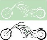 Motorcycle,Harley Davidson,Vector,Design,Line Art,Tire,Sports Race,Cruise Ship,Black And White,Speed,Motorcycle Racing,Ilustration,White,Black Color,Drag Racing,Lifestyles,Exhaust Pipe,Multiple Image,Art And Craft,Transportation,Isolated On White,White Background,Creativity,Color Image,Isolated,No People,Linear Drawing,Studio Shot,Colored Background,Horizontal