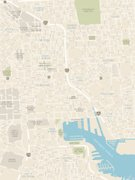 Baltimore,Map,City Map,Vector,Maryland,Road Map