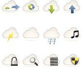 Cloud - Sky,Symbol,upload,Network Server,Icon Set,Storage Compartment,Binary Code,Vector,Internet,Technology,Data,Lock,Communication,Downloading,Lightning,Security,Music,Arrow Symbol,Sharing,Searching,Magnifying Glass,Musical Note,Global Communications,Illustrations And Vector Art,Technology,Ilustration,Vector Icons,Refreshment,Shield,Concepts And Ideas,Rain,Communication