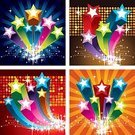 Star - Space,Star Shape,Exploding,Firework Display,Party - Social Event,Backgrounds,Carnival,Vector,Banner,Promotion,Multi Colored,Showing,Computer Graphic,Celebration,Bright,Entertainment,Ilustration,Holiday,Performing Arts Event,Celebrities,Arts And Entertainment