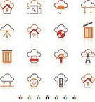 Symbol,Cloud - Sky,Computer Icon,Garbage,House,backup,Connection,Network Server,Storage Compartment,Residential Structure,Wireless Technology,Internet,Repetition,Set,Security,Restoring,Data,Application Software,Computer Network,upload,Communication,Clip Art,Growth,Garbage Can,Computer Printer,Magnifying Glass,Communications Tower,Protection,Disk,disperse,Vector,Umbrella,Arrow Symbol,CD,Copying,CD-ROM,Ilustration,Downloading,Global Communications,Color Image