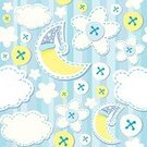 Baby,Sleeping,Pattern,Lullaby,Child,Night,Cap,Sewing,Seamless,Moon,Button,Cute,Label,Sewing Item,Backgrounds,Tired,Childhood,Sky,Flower,Colors,Bed,Pastel Colored,Textile,Striped,Vector Backgrounds,Thread,Cartoon,Patch,Blue,Cloud - Sky,Tranquil Scene,Napkin,Record,Illustrations And Vector Art,Yellow,Spotted,Arts Backgrounds,Small,White,Ornate,Arts And Entertainment